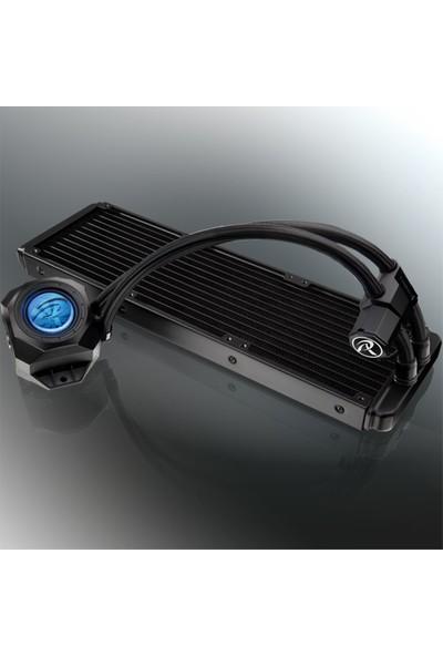 Raijintek ORCUS 360 RBW 360mm Radyatörlü Adreslenebilir ARGB Led Fanlı, Kumandalı, Intel & AMD Uyumlu Sıvı Soğutma (RJ 0R10B00103)