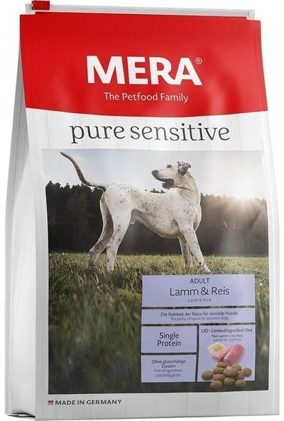 Mera Pure Sensitive Lamb Kuzu Etli Medium Breed Köpek Maması 4 kg