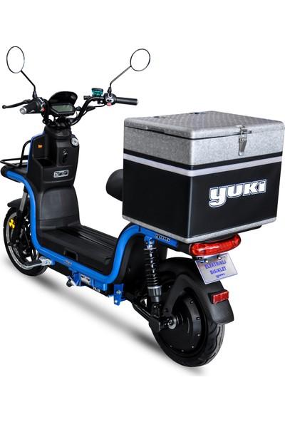 Yuki Yk-39 Pico Elektrikli Motosiklet