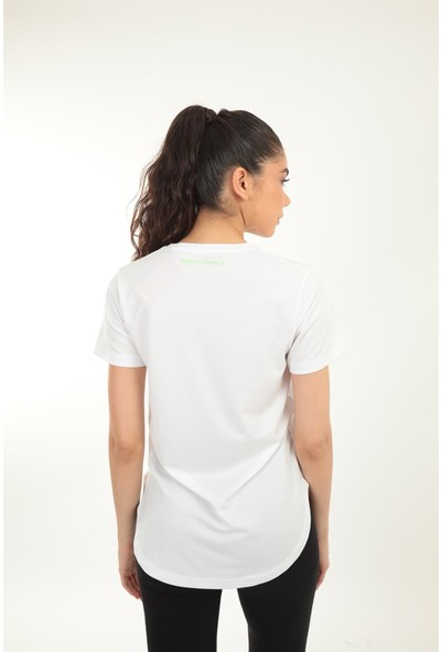 New Balance New Balance Nb Team Tee Kadın Giyim Spor T-Shirt