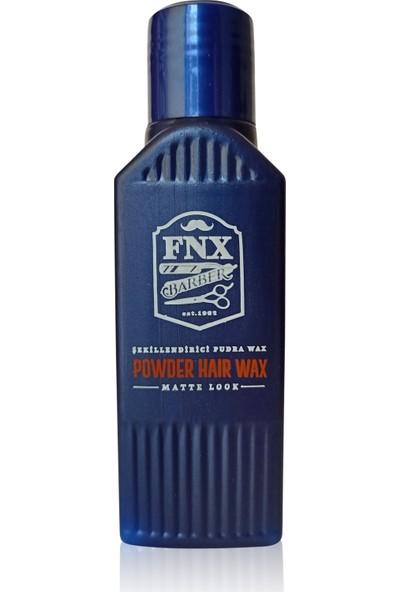 Fonex Barber Matte Look Mat Görünüm Pudra Wax 20 gr