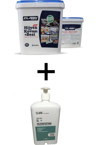 Clark Hijyen Seti 375 Adet Bez ve Dezenfektan