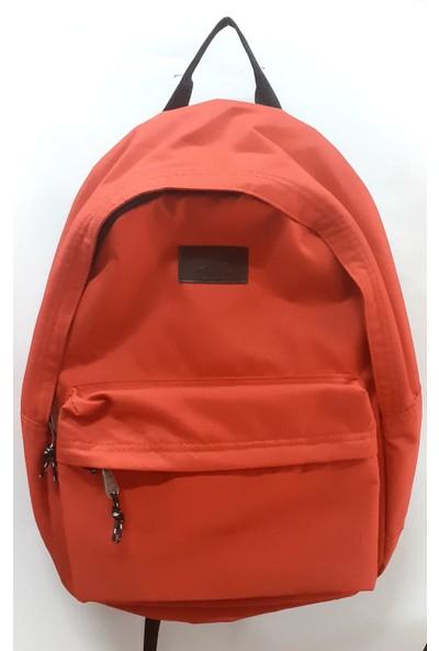 Hedge Bag Hedgebag Okul Sırt Çantası Kırmızı