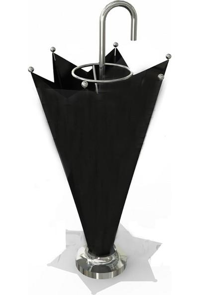 Mertoğlu Siyah Şemsiyelik MLK-301B