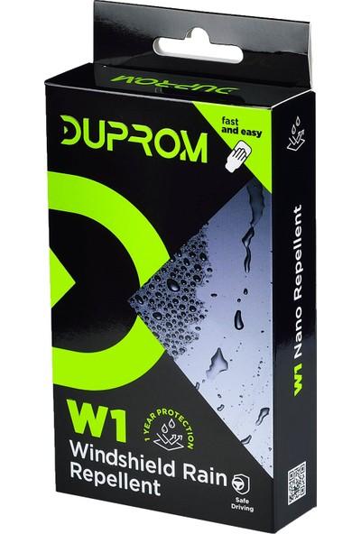 Duprom W1 Windshield Rain Repellent