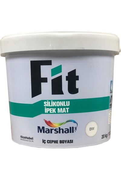 Marshall Fit Silikonlu Ipek Mat Silinebilir Iç Cephe Boya 20 kg
