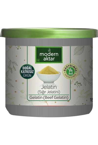 Modern Aktar Doğal Toz Sığır Jelatin 150 gr