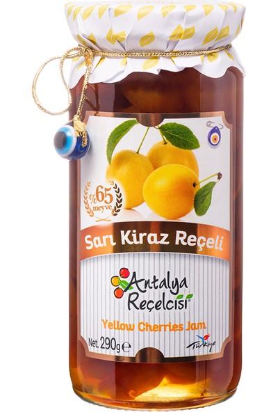 Antalya Reçelcisi 290 gr Sarı Kiraz Reçeli