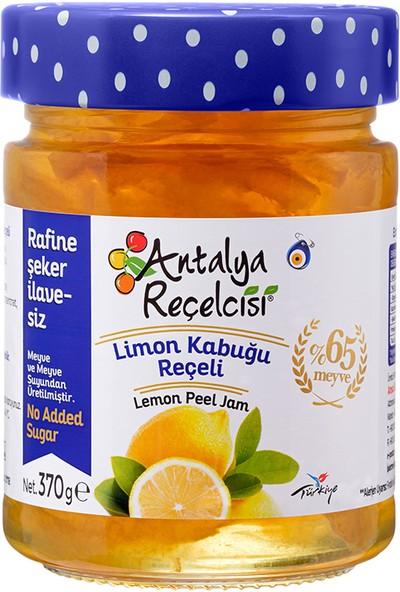 Antalya Reçelcisi 370 gr Limon Kabuğu Reçeli
