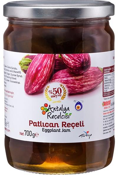 Antalya Reçelcisi 700 gr Patlıcan Reçeli