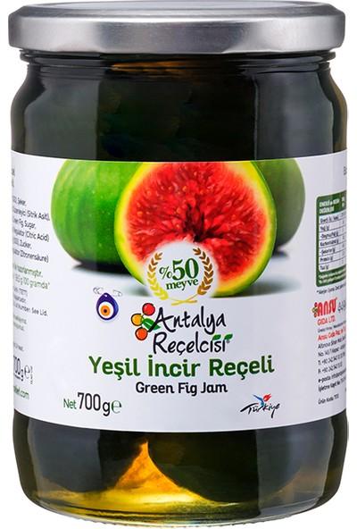 Antalya Reçelcisi 700 gr Yeşil Incir Reçeli