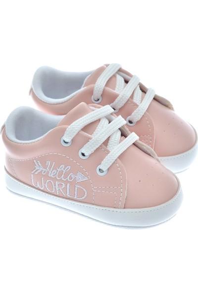 Freesure Pudra Kız Bebek Patik - Ayakkabı