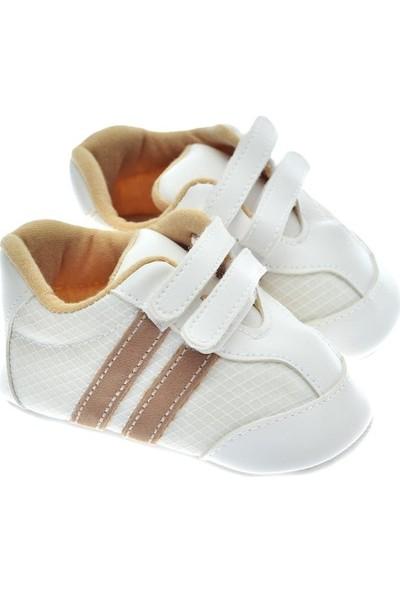 Freesure Camel Erkek Bebek Patik - Ayakkabı