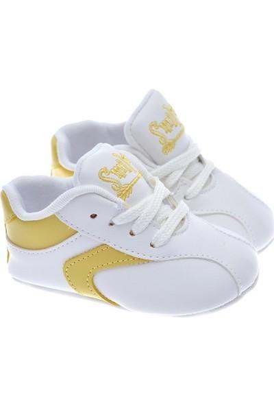 Freesure Sarı Erkek Bebek Patik - Ayakkabı