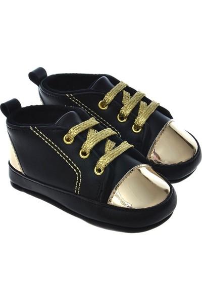 Freesure Gold Kız Bebek Patik - Ayakkabı