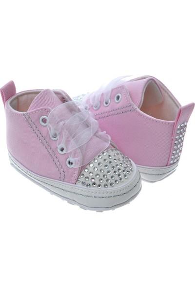Freesure Pembe Kız Bebek Patik - Ayakkabı