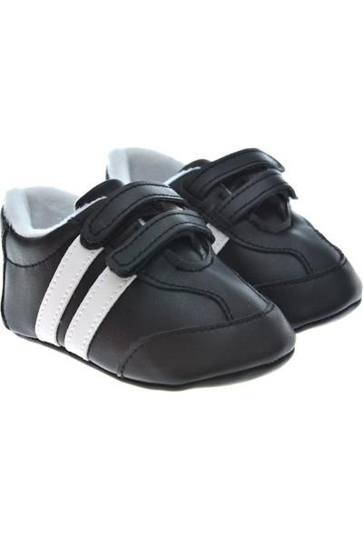 Freesure Siyah Erkek Bebek Patik - Ayakkabı