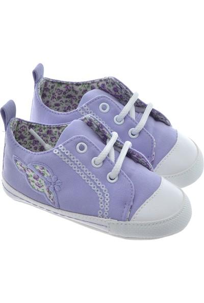 Freesure Lila Bebek Patiği, Bebek Ayakkabısı