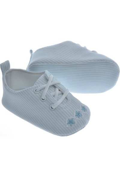 Freesure Mavi Bebek Patiği, Bebek Ayakkabısı