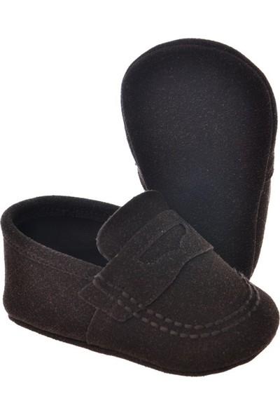 Freesure Kahve Bebek Patiği, Bebek Ayakkabısı