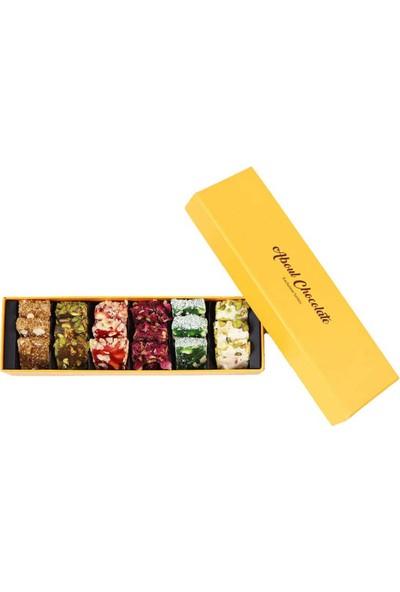 Aboul Chocolate Sadrazam Lokumu - Hediyelik Lokum 420 gr