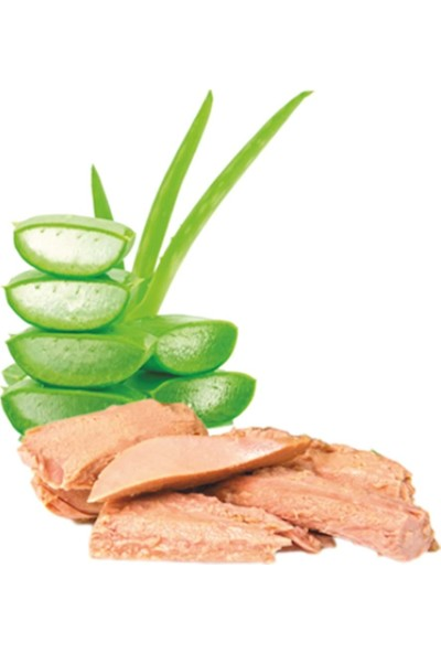 Natura Pet Yavru Kediler İçin Ton Balığı ve Aloe Vera Mix 70 gr