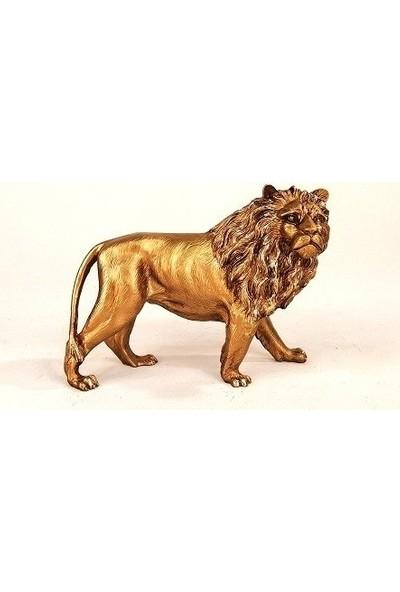 Çiko Toys Dekoratif Aslan Biblo
