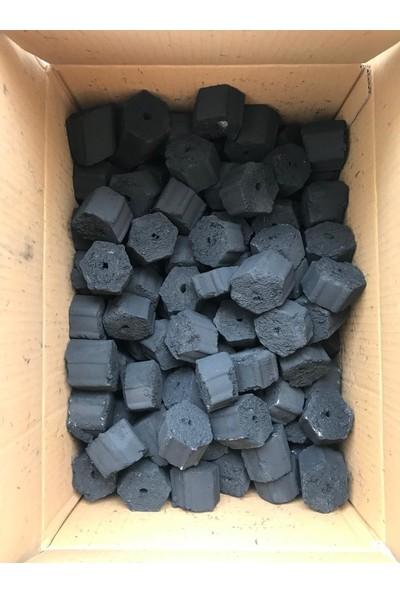 Kostaklı Briket Mangal Kömürü 10 Kg Kısa Kesilmiş