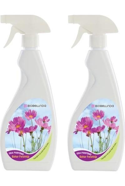 BioBellinda Oda Parfümü Bahar Ferahlığı 500 ml 2'li