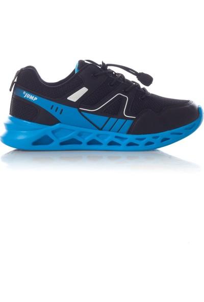 Jump Siyah Kız Çocuk Spor Ayakkabı