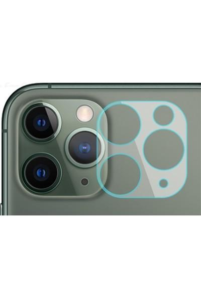 Teleplus iPhone 12 Pro Max Kamera Camı Koruyucu