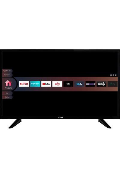 """Vestel 39H9400 39"""" 99 Ekran Uydu Alıcılı HD Smart LED TV"""
