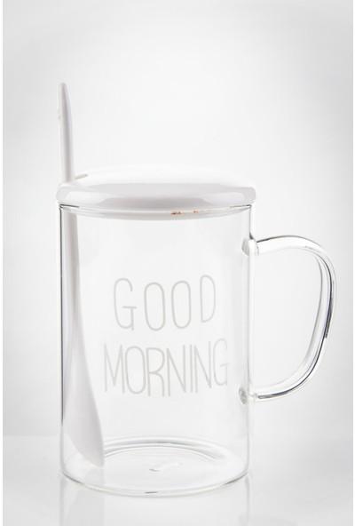 Good Morning Cam Bardak Kupa