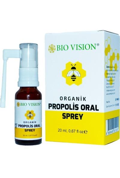 Bio Vision Propolis Ağız Spreyi 20 ml