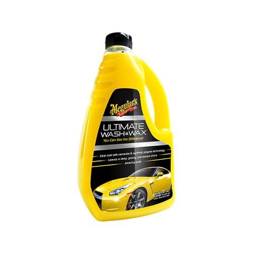 Ultimate Wash & Wax Boya Koruyucu Cilalı Oto Şampuanı