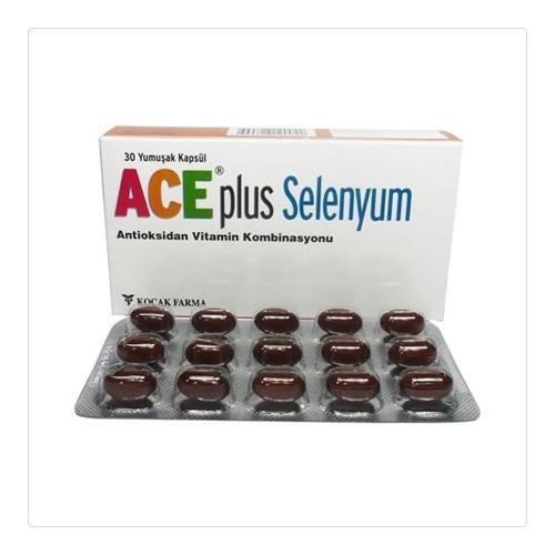 Ace Plus Selenyum 30 Yumusak Kapsul Fiyati Taksit Secenekleri