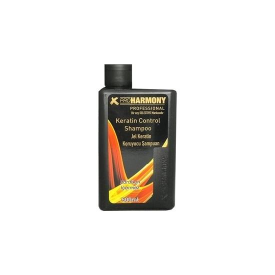 x Pro Harmony Jel Keratin Şampuan