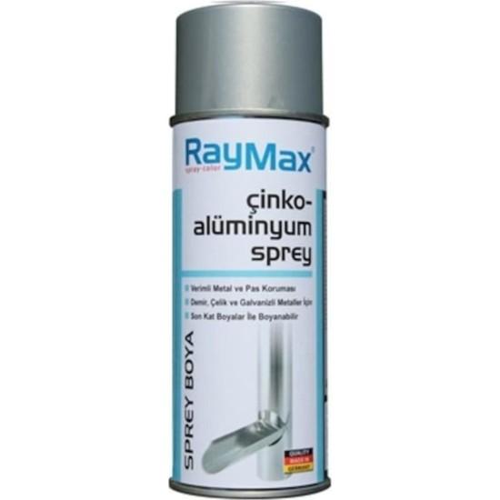 Raymax Çinko Alüminyum Sprey 400 ml