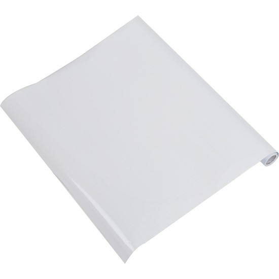 Evbuya Beyaz Yapışkansız Statik Manyetik Akıllı Kağıt Tahta 50 x 70 cm 5'li