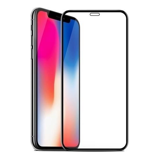 Azr iPhone x Full Kaplama 6d Ekran Koruyucu Dayanıklı 9h Temperli Cam (2'li Paket)