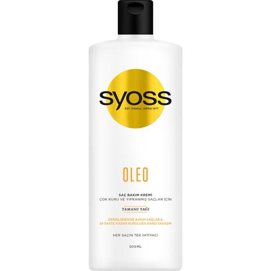 Syoss Oleo Saç Kremi 500 ml