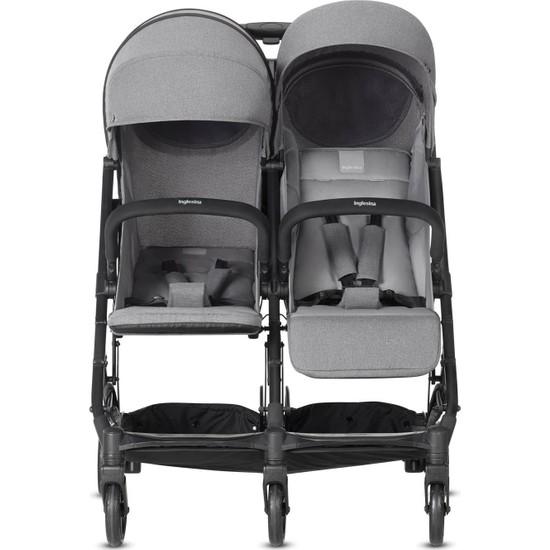 Inglesina Sketch İkiz Bebek Arabası