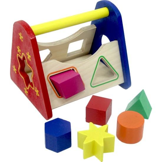 Onyıl Oyuncak Playwood Eğitici Ahşap Bultak