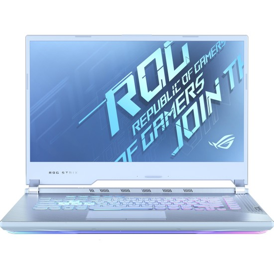 """Asus ROG Strix G15 G512LW-HN170 Intel Core i7 10875H 16GB 512GB SSD RTX2070 Freedo 15.6"""" FHD Taşınabilir Bilgisayar"""