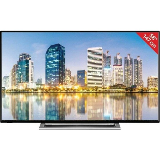 Toshiba 58UL3A63DT 58'' 147 Ekran Uydu Alıcılı 4K Ultra HD Smart LED TV