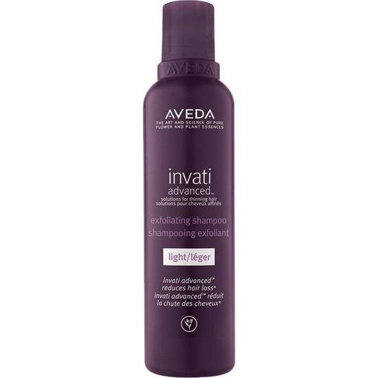 Aveda Invati Advanced Saç Dökülmesine Karşı Şampuan Hafif 200 ml