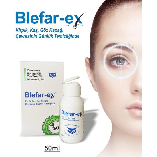 Blefarex Göz Şampuanı 50ML
