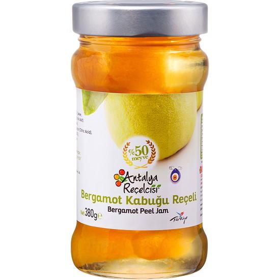 Antalya Reçelcisi 380 gr Bergamot Kabuğu Reçeli