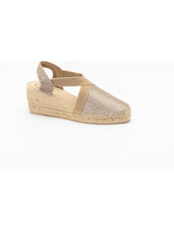 Toni Pons Kadın Sandalet Trıton Platınum