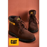 Caterpillar Colorado Chocolate Nubuk Erkek Bot